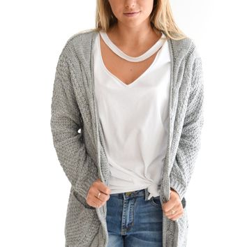 All Winter Long Cardigan Sweater