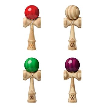 Bamboo Kendama Bundle