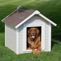 Precision Country Estate Luxury Dog House - Extra Large | www.hayneedle.com