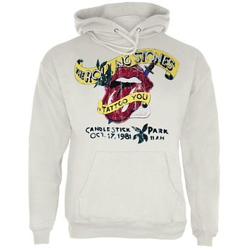 Rolling Stones - Tattoo You Patch Hoodie