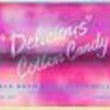 Delicious Cotton Candy Perfume By Gale Hayman For Women