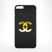 Chanel Gold iPhone 6 Plus Case