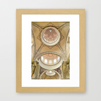 A Roof Over your Head Framed Art Print by RichCaspian | Society6