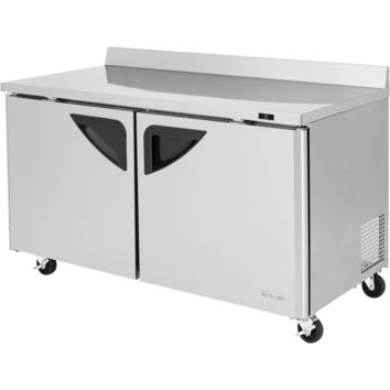 """Turbo Air Commercial Work Top Refrigerator 60"""""""