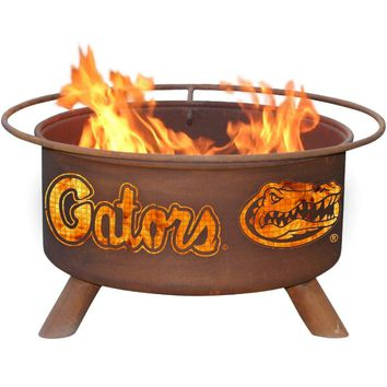 Florida Steel Fire Pit by Patina Products