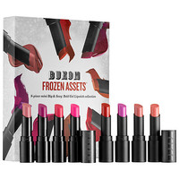 Sephora: Buxom : Frozen Assets 8-piece Mini Big & Sexy™ Bold Gel Lipstick Collection : lip-palettes-gloss-sets