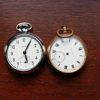 Pocket watches spares repair