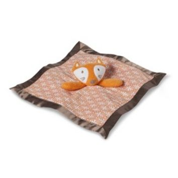Circo® Security Blanket- Woodland Trails Fox