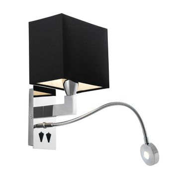 Silver Wall Lamp | Eichholtz Reading