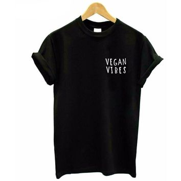 Vegan Vibes Women's Shirt