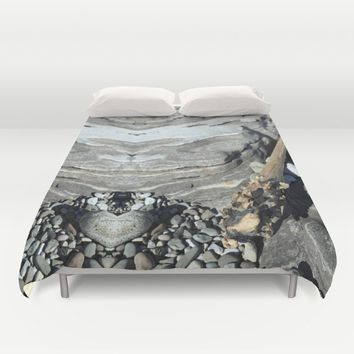 Heartstone Duvet Cover by anipani