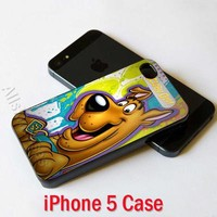 Scooby Doo Dog Cartoon Character Case for iPhone 5