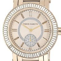 Women's Vince Camuto Crystal Accent Bracelet Watch, 42mm