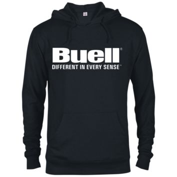 The Buell Hoodie - White