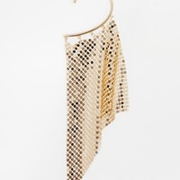 Cheap Monday Mesh Ear Cuff