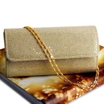 Purse Evening Party Bridal Wedding Clutch