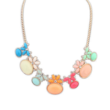 Gift Jewelry Stylish Shiny New Arrival Necklace [4918889732]