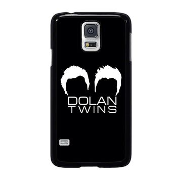 DOLAN TWINS CARTOON DRAWING Samsung Galaxy S5 Case