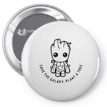 baby groot Pin-back button