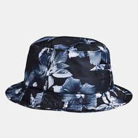 Huf Floral Bucket Hat - Black at Urban Industry