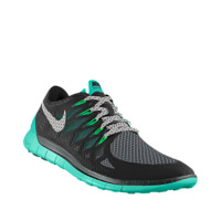 Nike Free 5.0 iD Custom Women's Running Shoes - Black