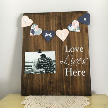 Welcome wedding sign welcome sign wedding banner bridal shower gift wedding gift housewarming gift custom wood signs kitchen signs hearts