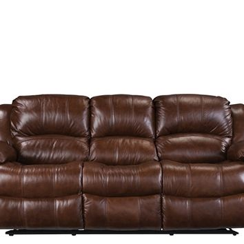 Bryant II Leather Power-Reclining Sofa