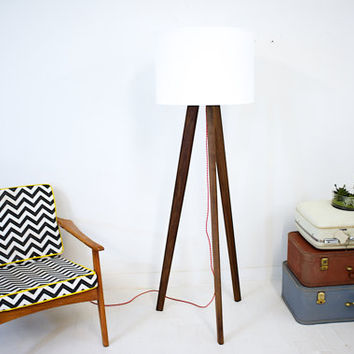 Best mid century modern floor lamp products on wanelo mid century modern inspired floor lamp tripod floor lamp tripo aloadofball Gallery