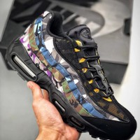 Kuyou Gx29826 Nike Air Max 95 Erdl Party Zoom Sneakers