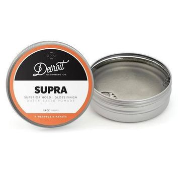 HAIR SUPRA - WATER BASED POMADE 3.4 OZ.