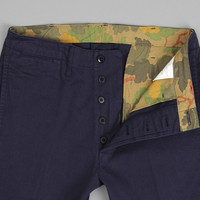 js homestead - the hill side chinos navy