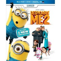 Despicable Me 2 (2 Discs) (Includes Digital Copy) (Ultraviolet) (Blu-ray/DVD) (W) (Widescreen)
