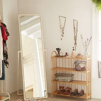 Pipe Standing Mirror | Urban Outfitters
