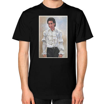 Jerry Seinfeld Puffy Unisex T-Shirt (on man)