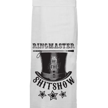 Ringmaster Tea Towel By Twisted Wares