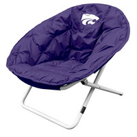 Kansas State Wildcats NCAA Adult Sphere Chair