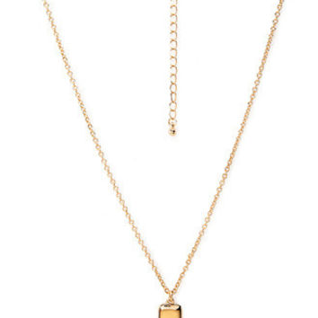 Gift Stylish New Arrival Shiny Jewelry Fashion Accessory Ladies Pendant Gold Necklace [4956865604]