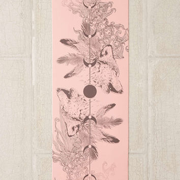 Wildlings Badlands Yoga Mat - Urban Outfitters