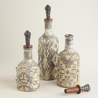 Aztec Print Bottles - World Market