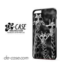 Hipster Giraffe DEAL-5284 Apple Phonecase Cover For Iphone 6/ 6S Plus