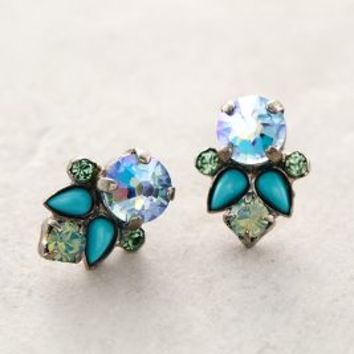 Sorrelli Peaseblossom Earrings in Sky Size: One Size Earrings