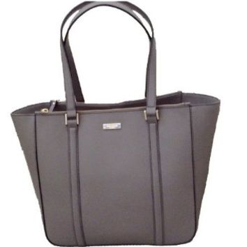 Kate Spade Women's Newbury Lane Tote Bag, Cliff Grey, One Size