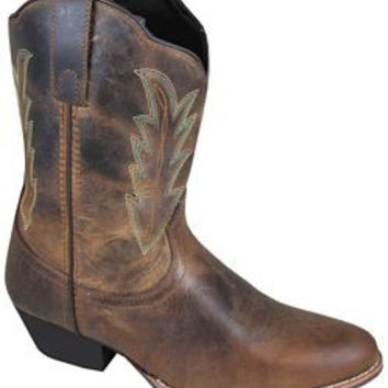 Smoky Mountain Ladies Amanda Round Toe Boots