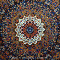 Star Multicolor Tapestries Elephant Tapestry Hippie Mandala Bohemian Wall Hanging Boho College Dorm Beach Throw Queen Cotton Bedsheet Wall Art Decor