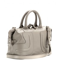 Kay leather tote