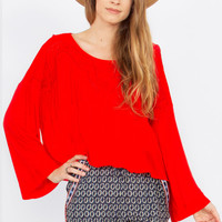 RED ROVER TOP