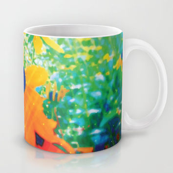 Flowers in the Sun Mug by NisseDesigns