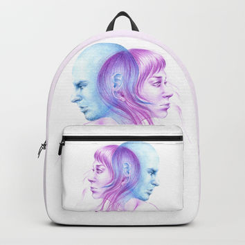 Directions Backpack by edrawings38