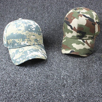 New Adjustable Military Hunting Fishing Hat Army Baseball Outdoor Cap Popular