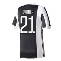 Juventus Home Dybala Jersey 2017 / 2018 (Official Player Printing)